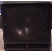 "Used 440 LIVE B118-24 18"" BASS CAB Bass Cabinet"
