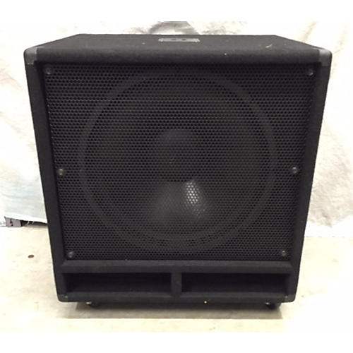 In Store Used Used 440 Live 811824 Bass Cabinet-thumbnail