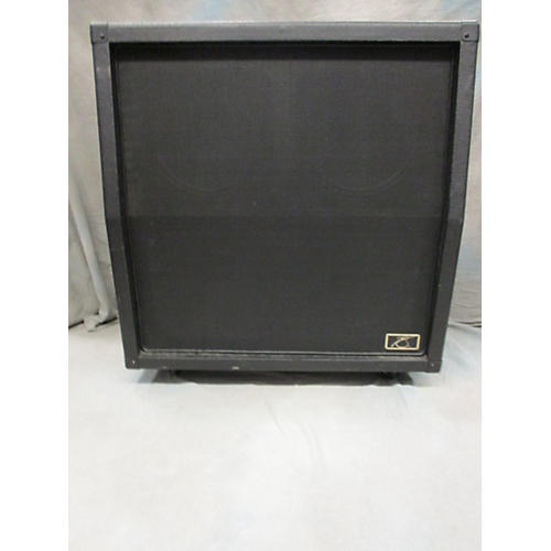 In Store Used Used 4X12 GUITAR CABINET Guitar Cabinet