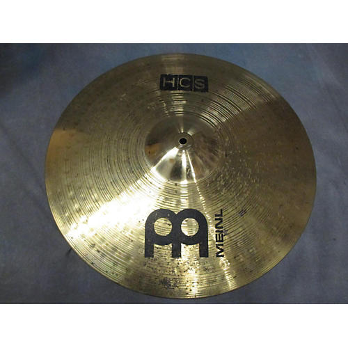 In Store Used Used AA MEINL 20in HCS Cymbal  40
