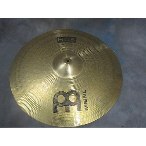 In Store Used Used AA Meinl 20in HCS Cymbal-thumbnail