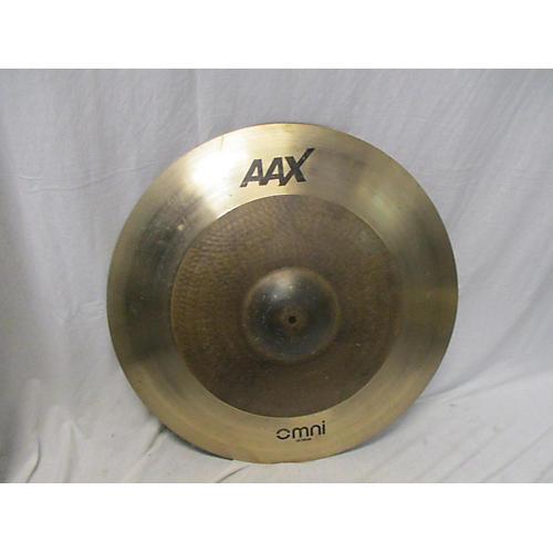 In Store Used Used AAX 22in OMNI Cymbal