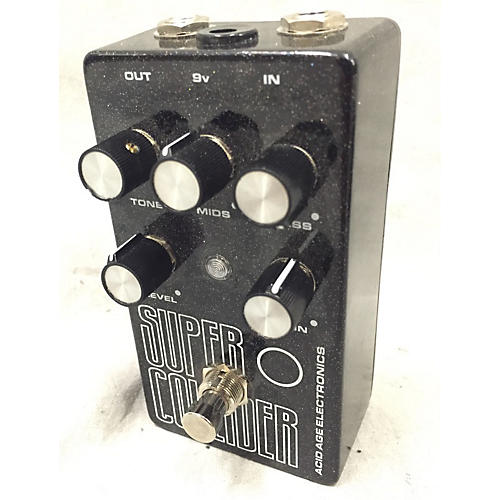 In Store Used Used ACID AGE ELECTRONICS SUPER COLLIDER Effect Pedal