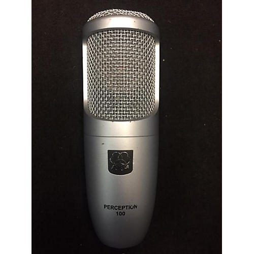 In Store Used Used AKA Pereption 100 Condenser Microphone-thumbnail