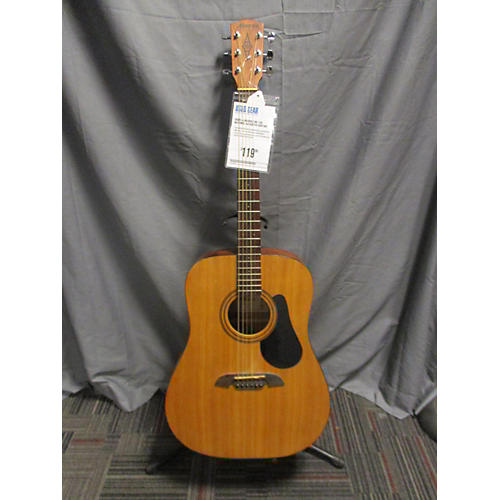 In Store Used Used ALAVAREZ RD 120 Natural Acoustic Guitar