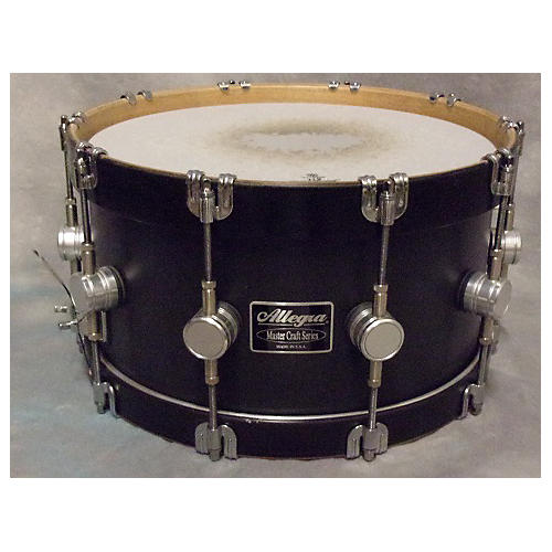 In Store Used Used ALLEGRA 7X13 MASTER CRAFT Black Drum