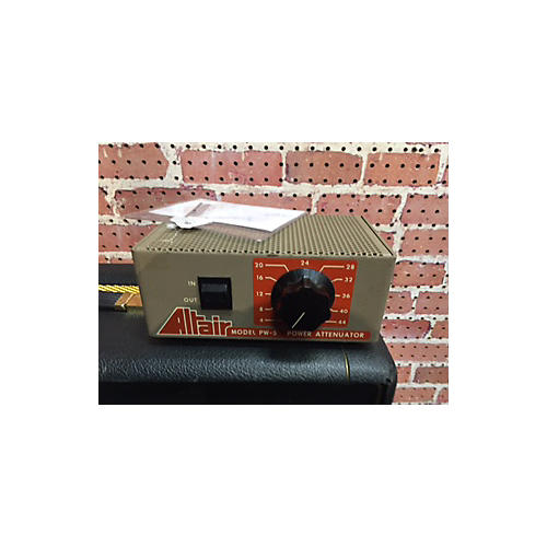 In Store Used Used ALTAIR PW-5 Power Attenuator