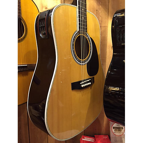 In Store Used Used AMERICAN LEGACY AL100 Natural Acoustic Guitar