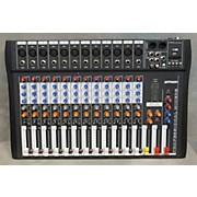 Used AMMOON 120S-USB Unpowered Mixer