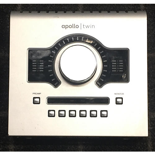 In Store Used Used APOLLO 2014 TWIN Audio Interface