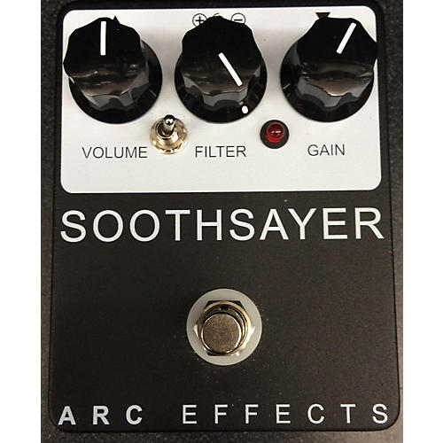 In Store Used Used ARC EFFECTS 2015 SOOTHSAYER Effect Pedal