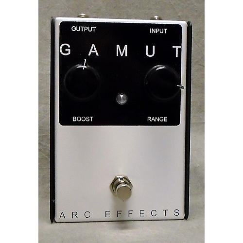 In Store Used Used ARC EFFECTS GAMUT Effect Pedal
