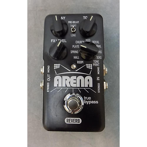 In Store Used Used ARENA REVERB Effect Pedal-thumbnail