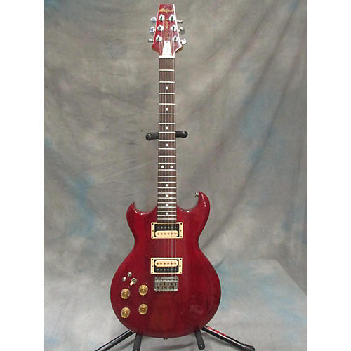In Store Used Used ARIA PRO CS350 Candy Apple Red Electric Guitar