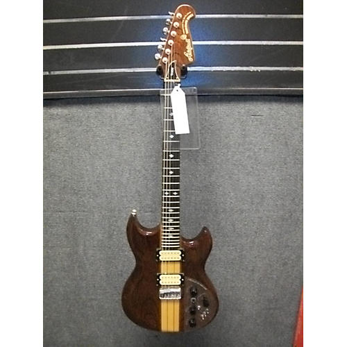 In Store Used Used ARIA PRO II TS-600 Brown Solid Body Electric Guitar