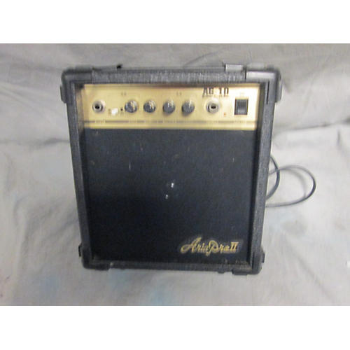 In Store Used Used ARIAPOLL AG-10 Guitar Combo Amp