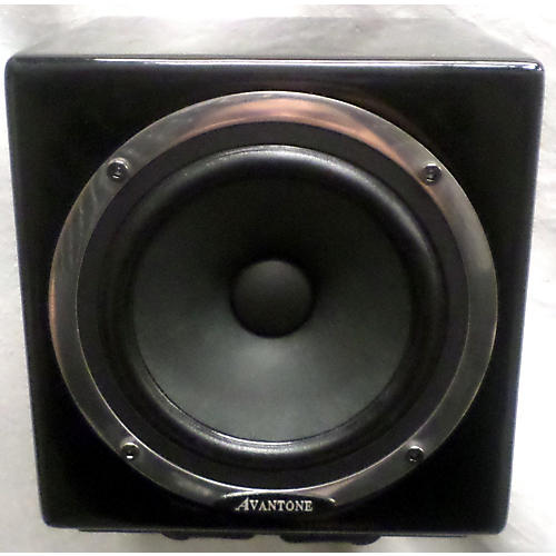 In Store Used Used AVATONE MIXCUBE (PAIR) Powered Monitor-thumbnail