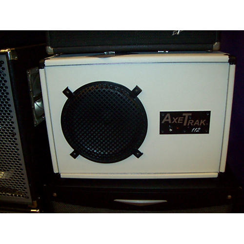 In Store Used Used AXE TRAK 112 Guitar Cabinet