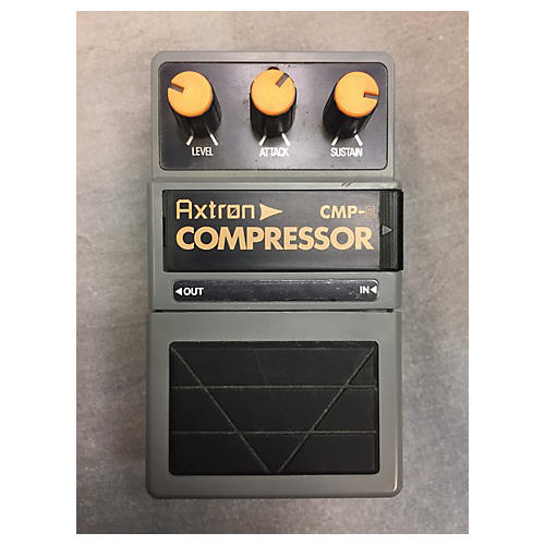 In Store Used Used AXTRON 1990s COMPRESSOR Effect Pedal-thumbnail