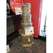 Used AYOTTE 4 piece DRUM SMITH CHAMPAGNE MIST Drum Kit