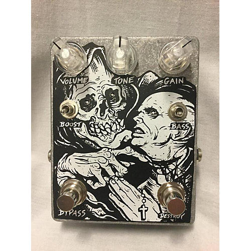 In Store Used Used Abominable Electronics Oppressive Cult Destroyer Effect Pedal
