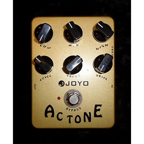 In Store Used Used Actone Joyo Pedal