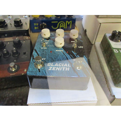 In Store Used Used Adventure Glacial Zenith Effect Pedal