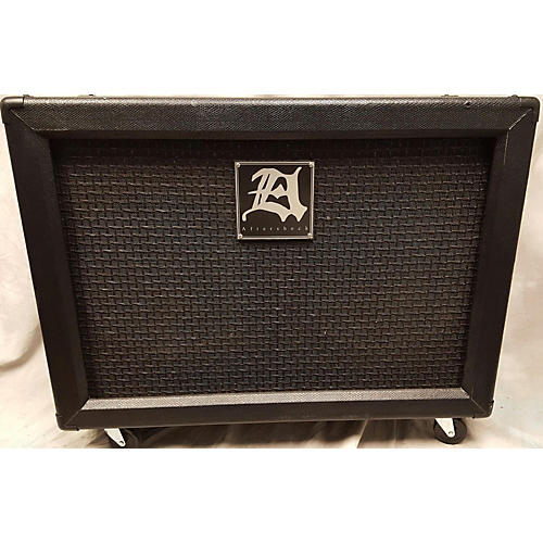 In Store Used Used Aftershock 2X12 Full Range Flat Response Guitar Cabinet-thumbnail