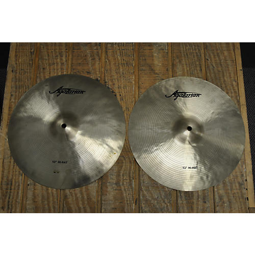 In Store Used Used Agazrian 13in Entry Level Cymbal-thumbnail