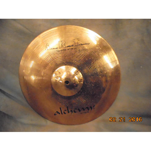 In Store Used Used Alchemy 14in Art Cymbal-thumbnail