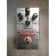 Used Alchemy Audio BYOC Large Bevaer Effect Pedal