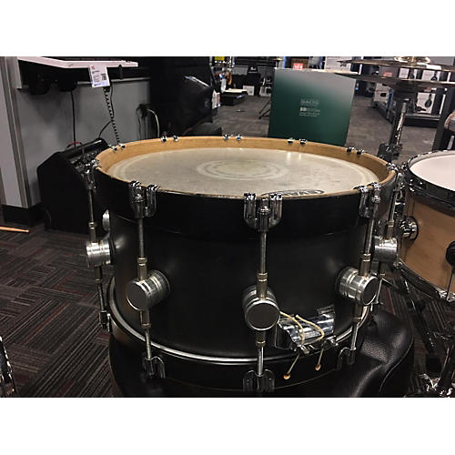 In Store Used Used Allegra 7X13 Master Class Series Drum Black