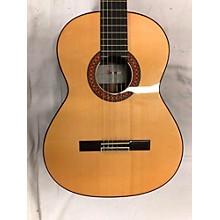 Used Almansa 457 Natural Classical Acoustic Guitar