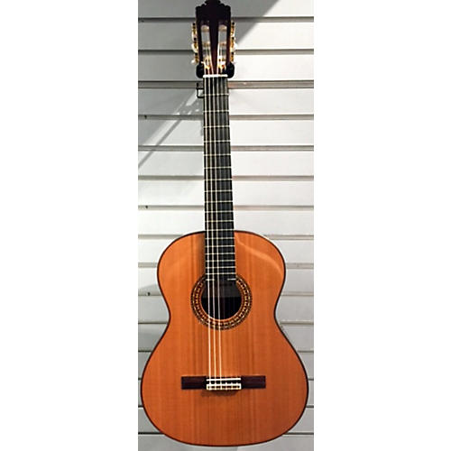 In Store Used Used Almansa A457 Natural Classical Acoustic Guitar-thumbnail