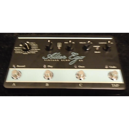 In Store Used Used Alter Ego Vintage Echo X4 Effect Pedal