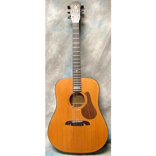 In Store Used Used Alvarez/Yari DYMO4 Natural Acoustic Electric Guitar-thumbnail