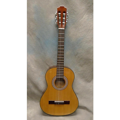 In Store Used Used Amada A134 Natural Acoustic Guitar-thumbnail