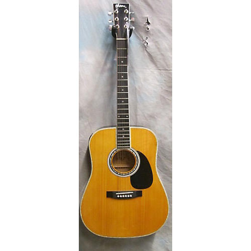 In Store Used Used American Legacy Esteban Natural Acoustic Electric Guitar-thumbnail