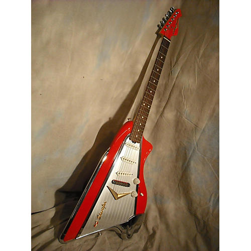 In Store Used Used American Showster 1990s AS-57 Matador Red Solid Body Electric Guitar