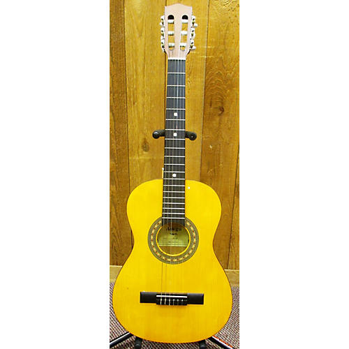 In Store Used Used Amigo Classical Natural Classical Acoustic Guitar-thumbnail
