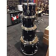 Used Appolo 4 piece Kit Blue Drum Kit