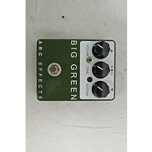 Used Arc Effects Big Green Effect Pedal