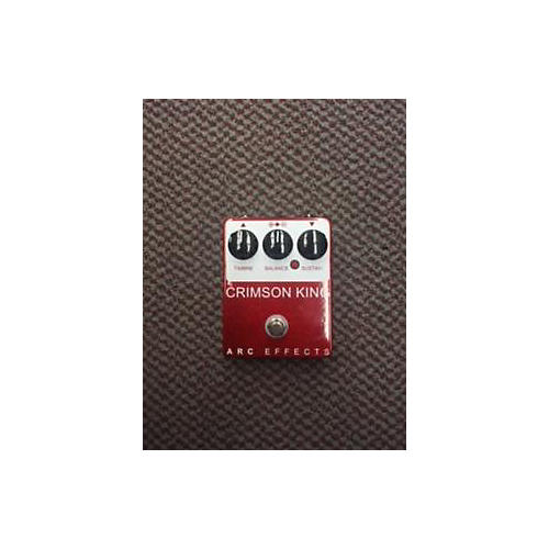 In Store Used Used Arc Effects Crimson King Effect Pedal-thumbnail