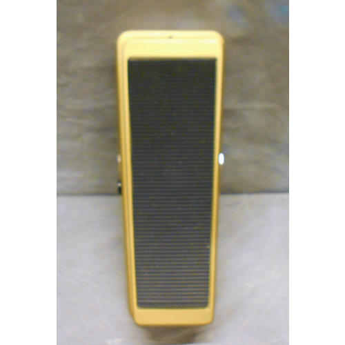 In Store Used Used Area 51 Gold Buffer Wah Effect Pedal