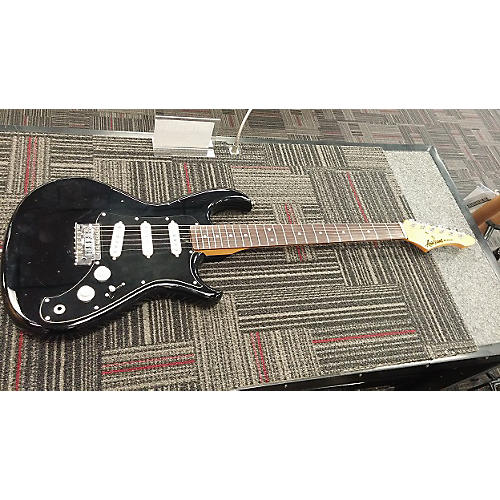In Store Used Used Aria Pro II 1984 RS Series Black And White Solid Body Electric Guitar