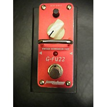 Used Aroma G Fuzz Effect Pedal
