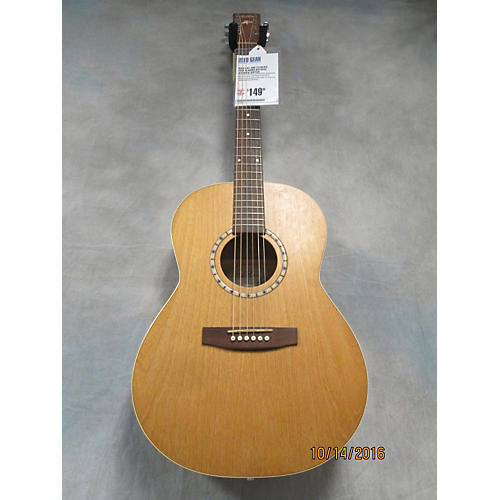 In Store Used Used Art And Lutherie Folk Almond Natural Acoustic Guitar