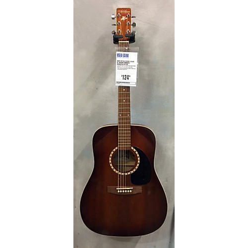 In Store Used Used Art&Lutherie Cedar GT Brown Sunburst Acoustic Guitar-thumbnail