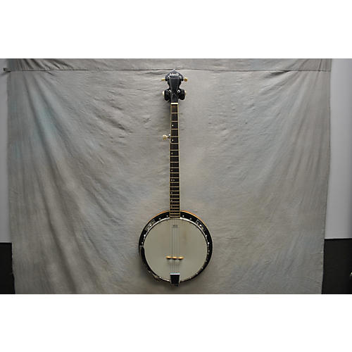 In Store Used Used Asheville 5 String Banjo 2 Color Sunburst Banjo