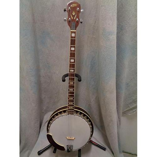 In Store Used Used Astro 1970s Irish Tenor Vintage Natural Banjo